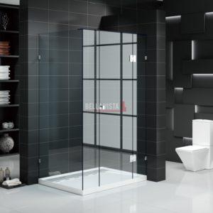 Every Day Fully Frameless Shower Screen