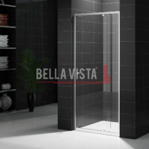 Front Only Semi Frameless Shower Screen 970-1050mm