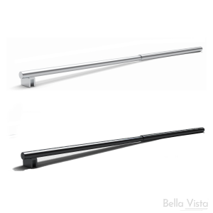 Stabiliser - Round Telescopic to suit Shower Screen