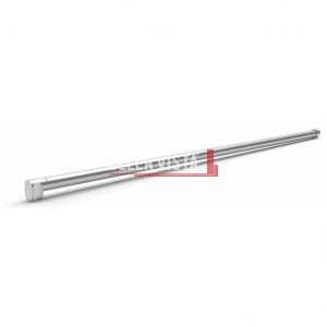 TPRW Stabiliser - Heavy Duty - Square to suit Shower Screen up to 1500mm Long