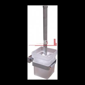 bella vista Contemporary Design Toilet Brush and Holder