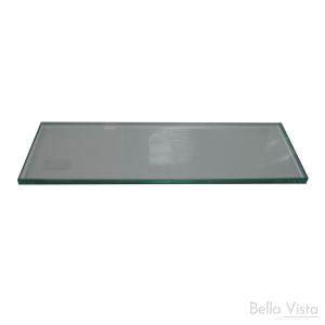 Glass Shelf 200x100mm or 300x100mm or 400x100mm or 750x125mm