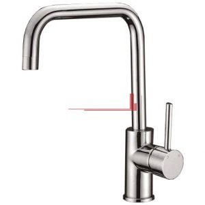 bella vista Kitchen Sink Mixer Raco Round