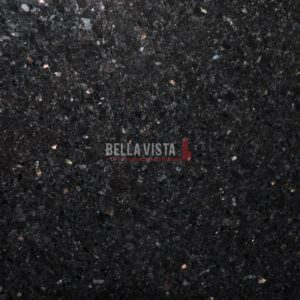 Top 600mm Single Hole Black Galaxy