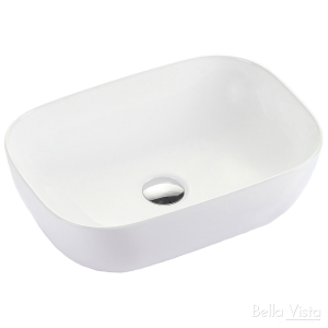 Lina Ceramic Basin - 460x320x135mm