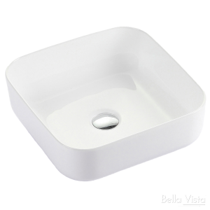 Riva Ceramic Basin - 385x385x140mm