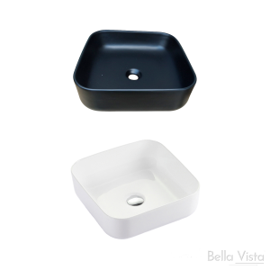 Riva Ceramic Basin - 385x385x140mm