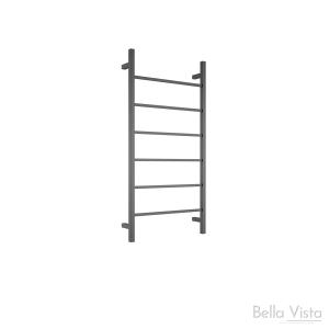 Towel Ladder - Square - 920 x 460mm - Black