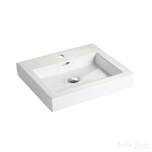 Ceramic Basin - 470x420x118mm