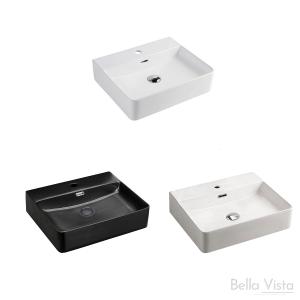 Riva Ceramic Basin - 504x420x130mm