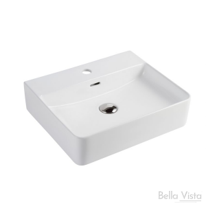 Riva Ceramic Basin - 504x420x130mm