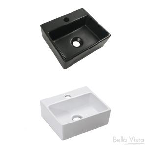'Riva' Ceramic Basin - 330x290x120mm