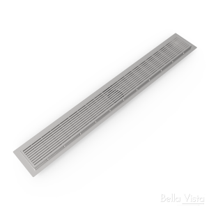 Zenon Range - Linear Style Grates