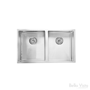 Double Bowl 'BV Trade' - Kitchen Sinks 760 x 440 x 200mm